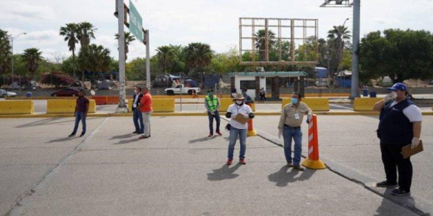 Meksika'daki Göçmen Gözaltı Merkezinde Koronavirüs İsyanı