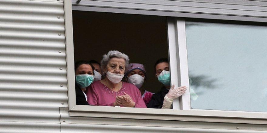İspanya'da 1 Günde 950 Kişi Koronavirüsten Hayatını Kaybetti