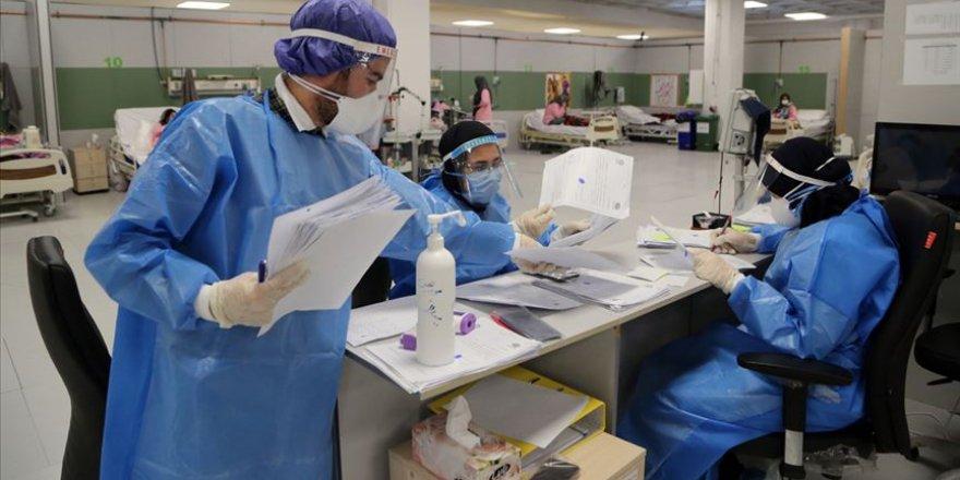 İran'da Koronavirüsten 134 Kişi Daha Hayatını Kaybetti