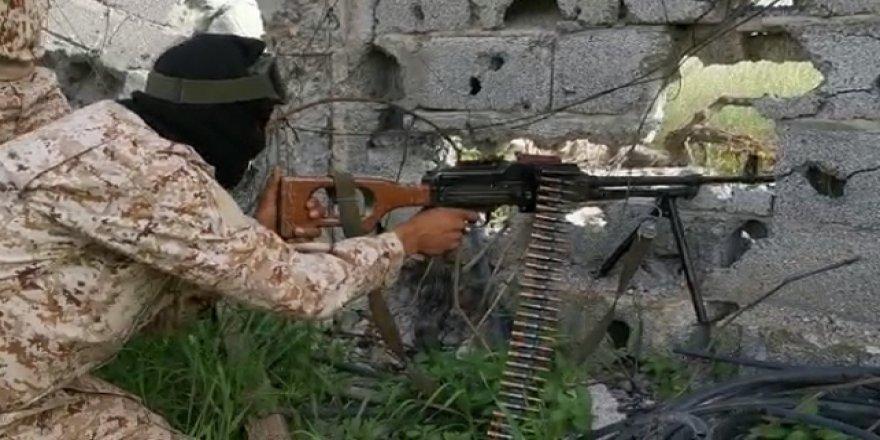 Libya'da Hafter'e Karşı 'Barış Fırtınası' Operasyonu Devam Ediyor