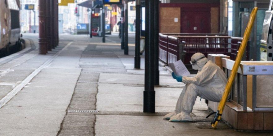 Fransa'da Koronavirüsten Ölenlerin Sayısı 6 Bini Aştı