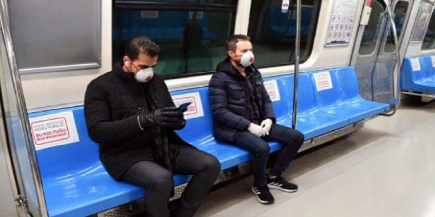 İstanbul'da Toplu Taşımaya Maskesiz Yolcu Alınmayacak