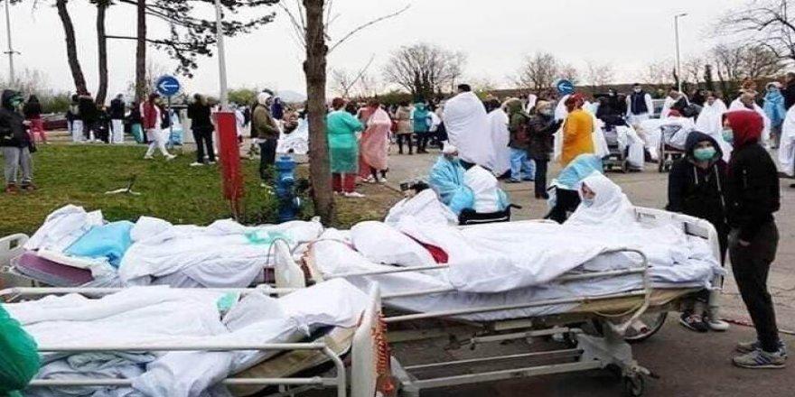 Dünyada Koronavirüs Vaka Sayısı 1,5 Milyonu Geçti