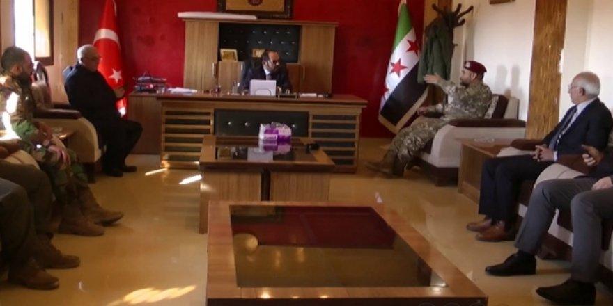 Suriye Geçici Hükümeti'nden COVID-19 Nedeniyle Af Kararı