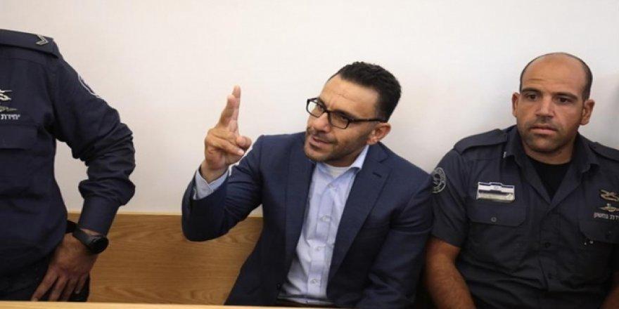 Siyonist İsrail Kudüs Valisi'ni Gözaltına Aldı