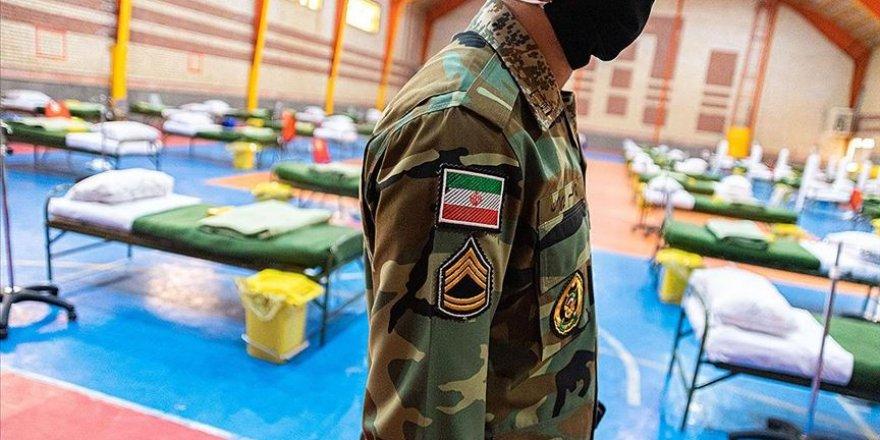 İran'da 24 Saatte 136 Kişi Koronadan Öldü