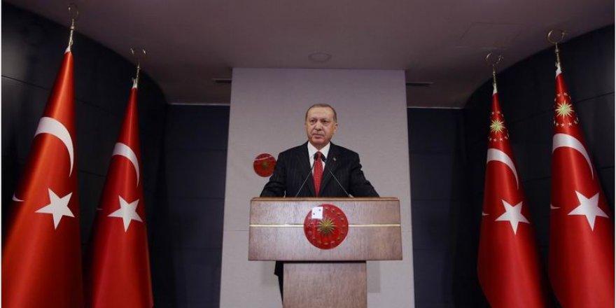 Erdoğan: Atatürk Havalimanı ve Sancaktepe'de 2 Hastaneyi 45 Günde Bitireceğiz