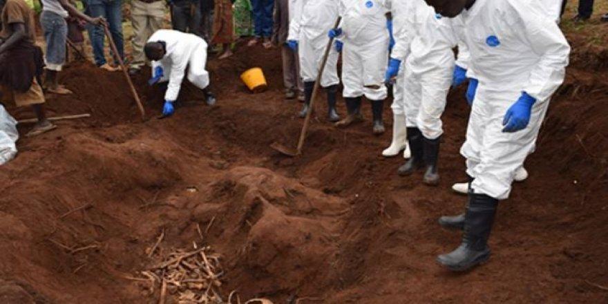 Ruanda'da Soykırımın Yıl Dönümünde Binlerce Kişilik Toplu Mezar Kazılıyor