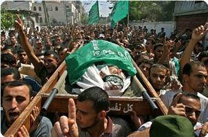 Siyonistler, Gazze'yi Vurdu: 4 Şehid