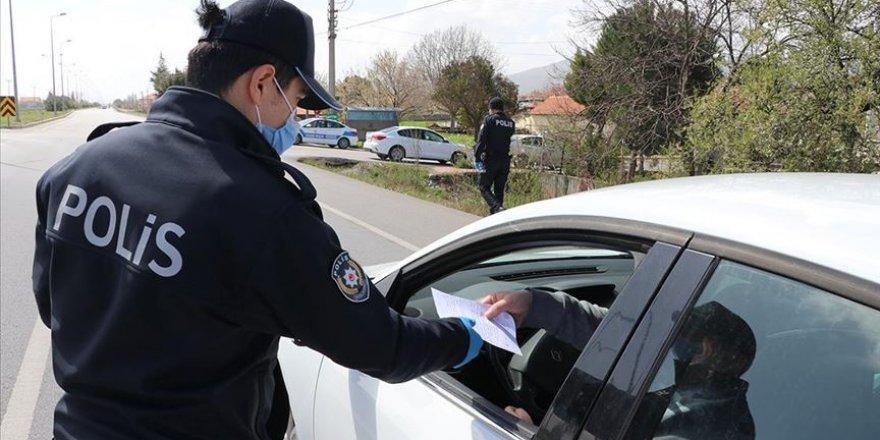Sinop'ta 3 Köyde Karantina Başlatıldı