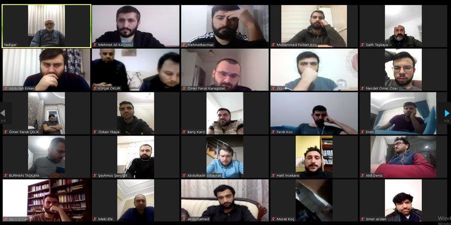 Özgür-Der Online Programları Başladı