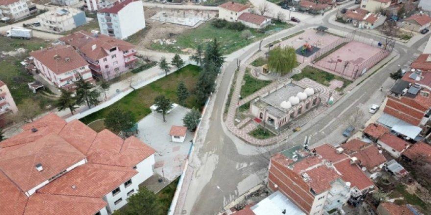 Bilecik'te Bir Mahalle Karantinaya Alındı