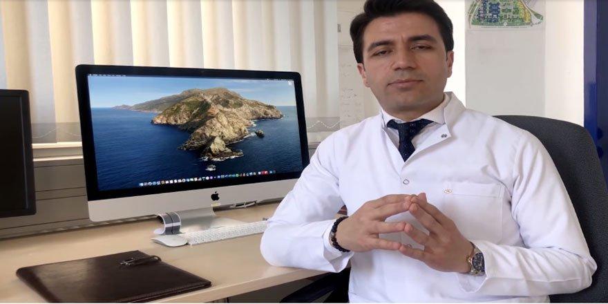 Almanya'ya Göçen KHK'lı Dr. Murat Sadıç, Covid-19'a Alternatif İki Tedavi Yöntemi Geliştirdi