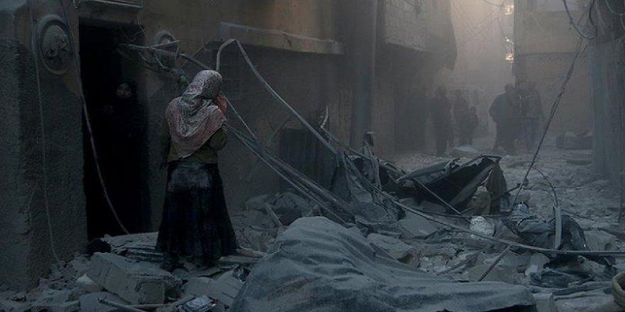 'Hama'ya Düzenlenen Kimyasal Silah Saldırılarından Rejim Sorumlu'