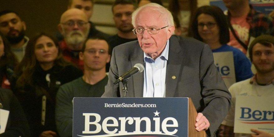 Demokrat Başkan Aday Adayı Sanders Yarıştan Çekildi