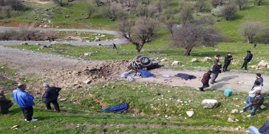 PKK'nın Kulp Saldırısı Van'da Lanetlendi