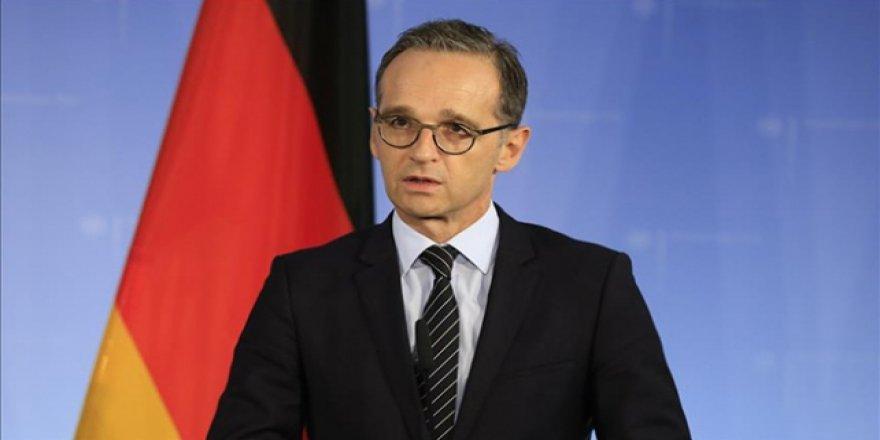 Almanya'dan Kimyasal Silahların Yasaklanması Örgütü'ne Destek