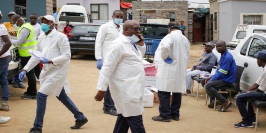 Afrika'da Can Kaybı 500'ü Aştı