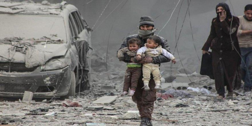 Zalim Rusya Silahlarını Suriye'de Test Ederek Deneyim Kazanmış!