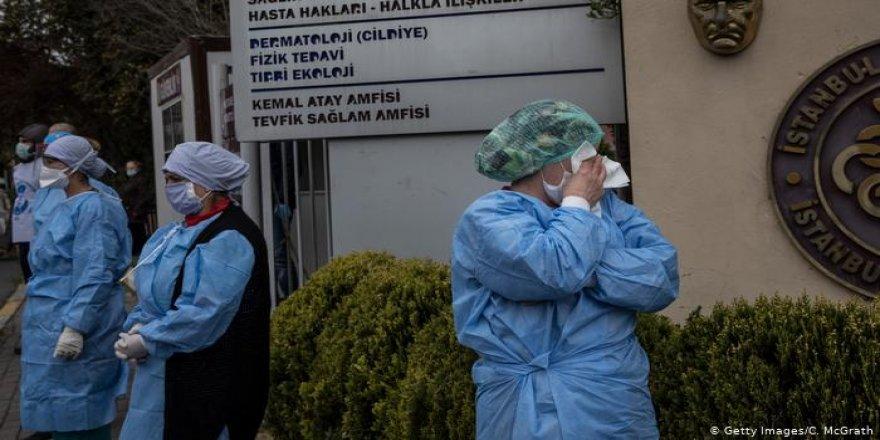 DSÖ: İngiltere ve Türkiye'de Vaka Sayısı Artıyor
