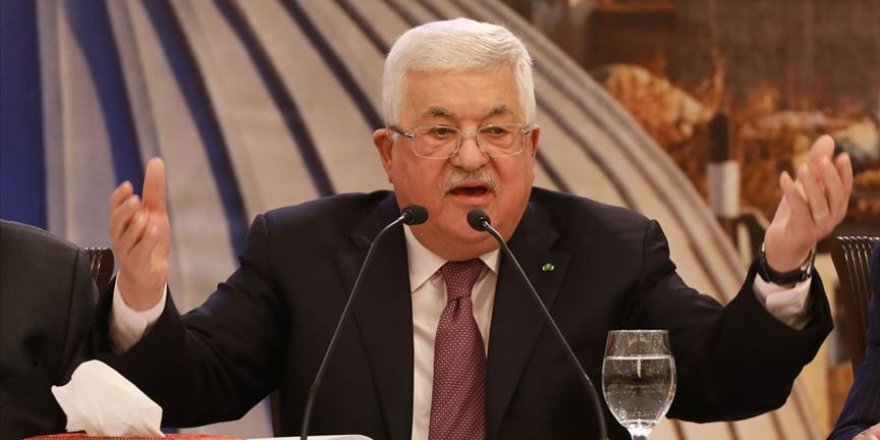Fetih Hareketi devlet başkanı adayının Abbas olduğunu açıkladı