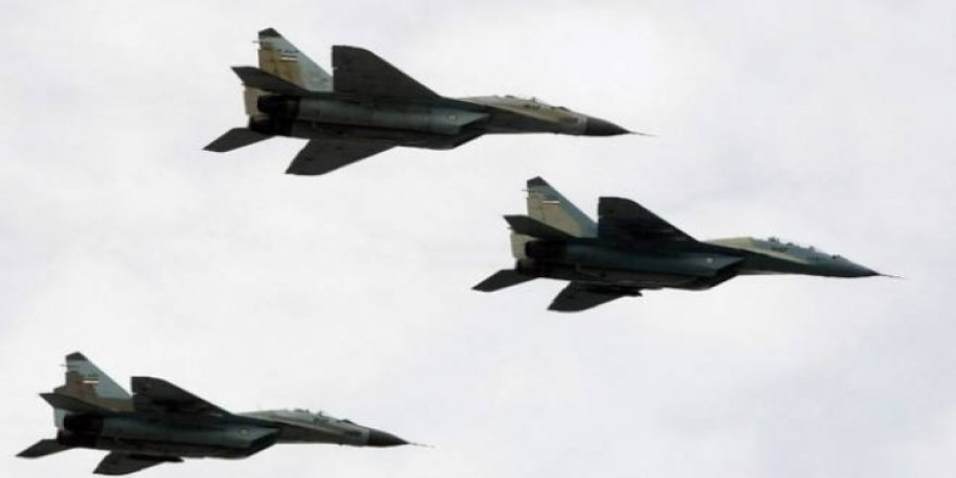 Kazakistan'daki Kaza Sonrası MiG-31'in Uçuşları Durduruldu