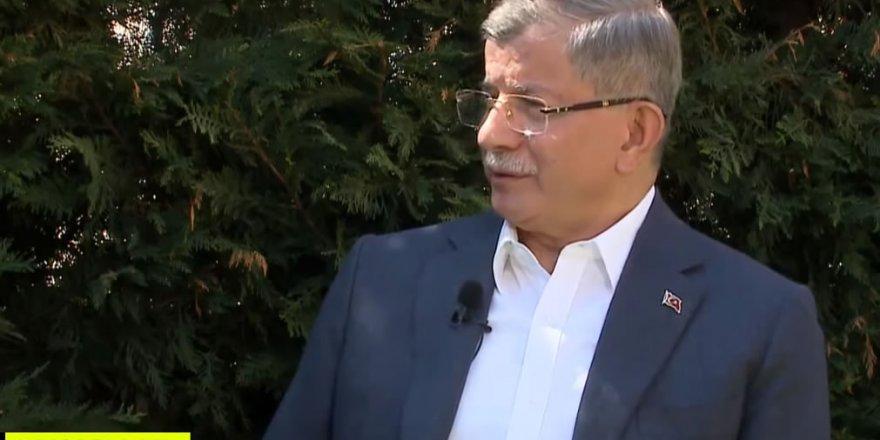 Ahmet Davutoğlu Sınırsız'a Konuştu