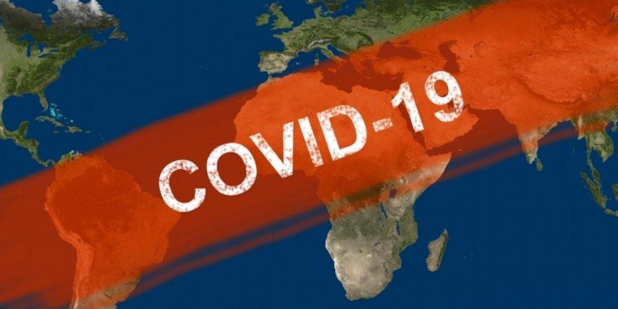 Dünyada COVID-19'dan ölenlerin sayısı 1,6 milyonu geçti