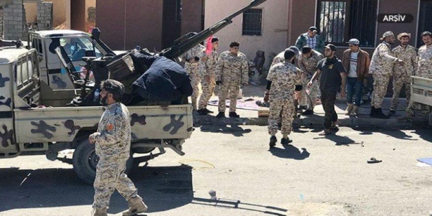 Libya'nın Batısındaki En Stratejik Askeri Nokta: Vatiyye Hava Üssü