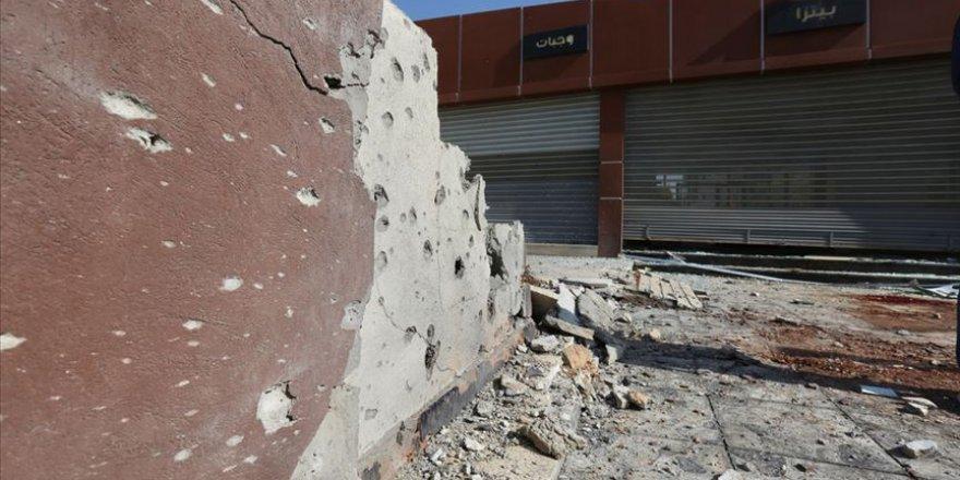 Hafter Milisleri Trablus'ta Sahra Hastanelerine Saldırdı