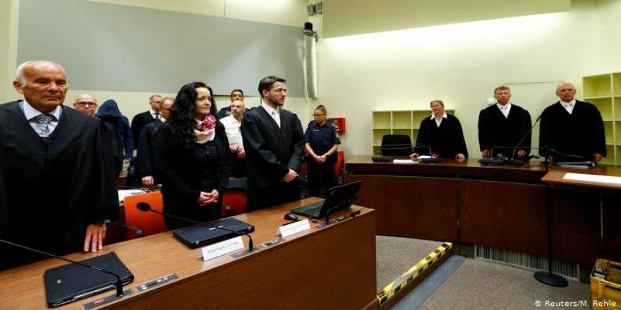 NSU Davasında 93 Hafta Sonra Gerekçeli Karar
