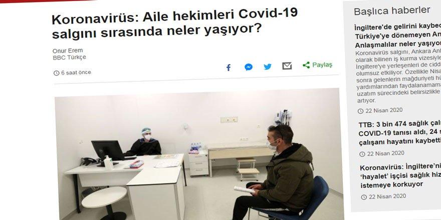 Doktorlarına Poşet Giydiren İngilizlere Göre Türkiye'nin Sağlığı HDP'li Kadınlara Emanet!