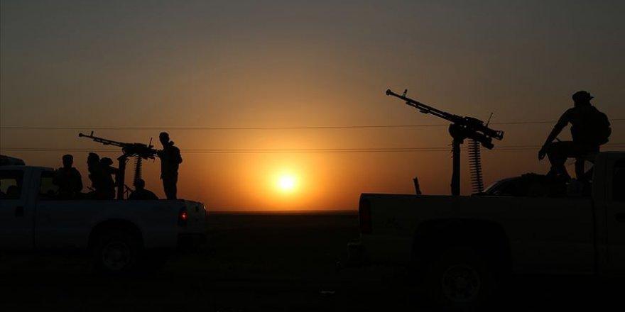 Esed Güçleri ile YPG Arasında Çatışma