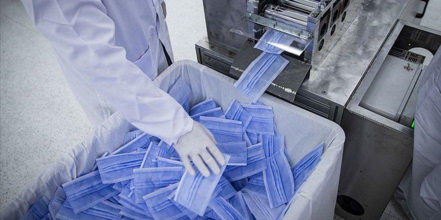 MSB Haftada 10 Milyon Maske Üretimine Ulaştı