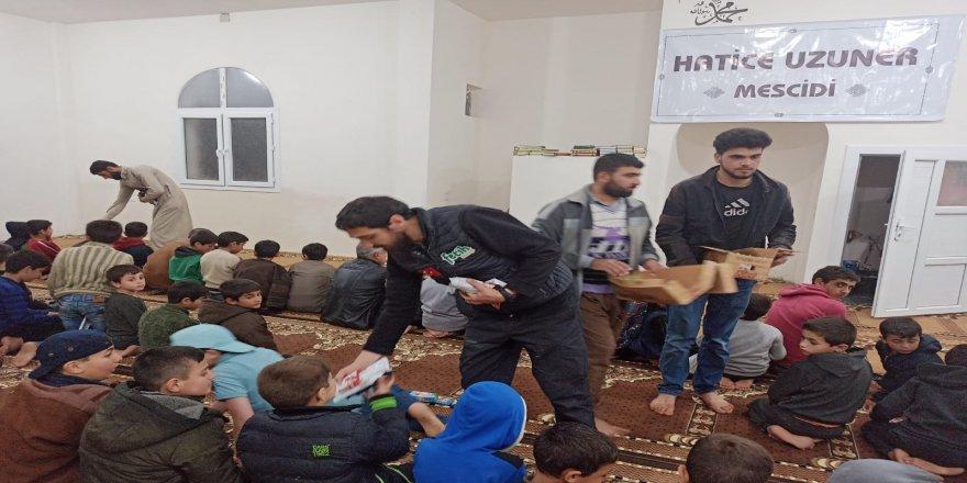 Hatice Uzuner Mescidi İdlib'de İbadete Açıldı