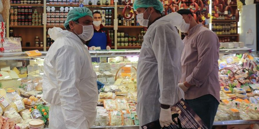 Kurallara Uymayan Gıda İşletmelerine 9 Milyon Lira İdari Para Cezası Kesildi