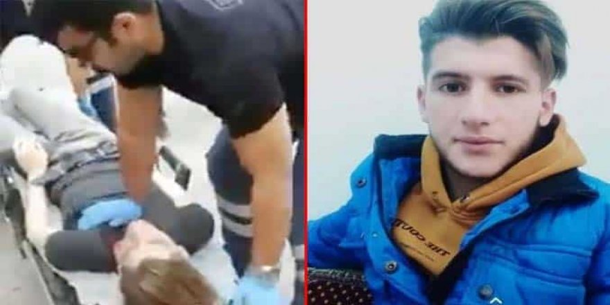 Suriyeli Genci Vuran Polis Tutuklandı