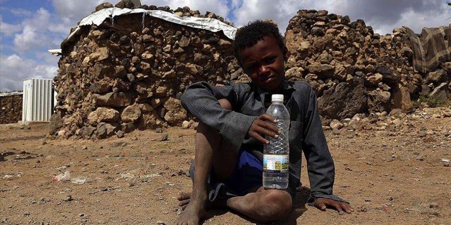 17 Milyonu Aşkın Yemenli Temiz Suya Erişemiyor