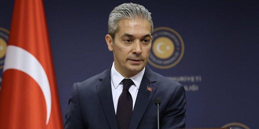 Dışişlerinden Mısır'ın Türkiye'yi Hedef Alan Açıklamalarına Tepki