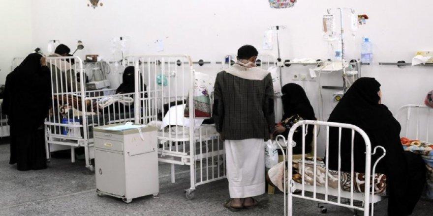 Yemen'de Kolera Vakalarının Dörtte Biri 5 Yaş Altı Çocuklar