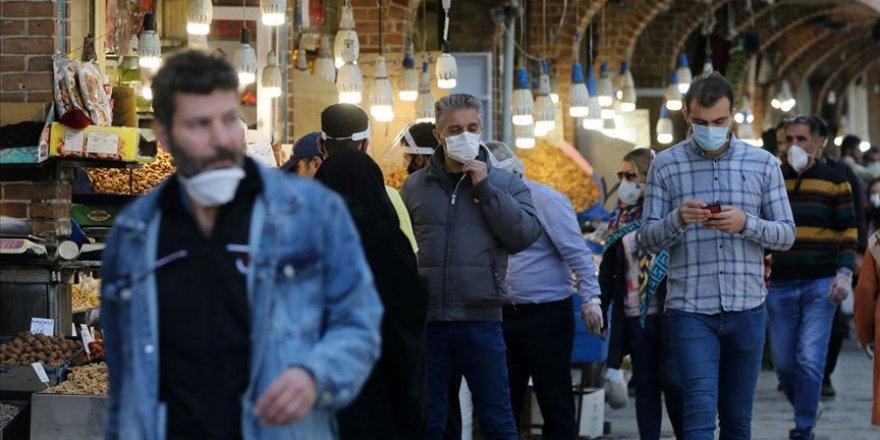 İran'da Koronadan Ölenlerin Sayısı 6 Bini Geçti