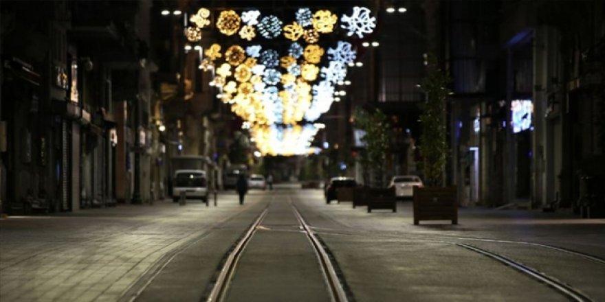 14 Büyükşehir ve Zonguldak'ta Hafta Sonu Sokağa Çıkma Kısıtlaması