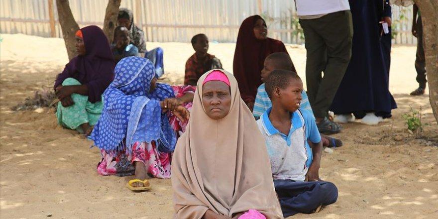 Türkiye'den Somali'ye Tıbbi Malzeme Yardımı