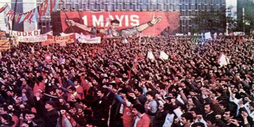 1 Mayıs ve Solun Taksim Edebiyatı