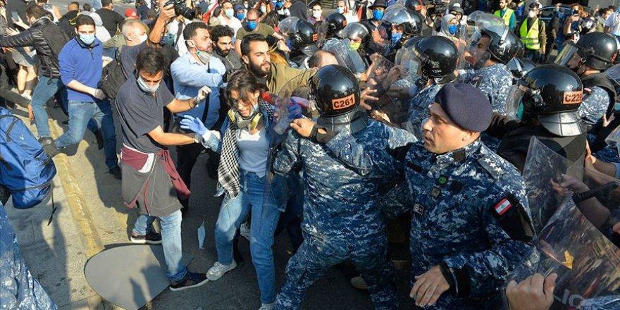 BM: Lübnan'daki Şiddet Endişe Veriyor