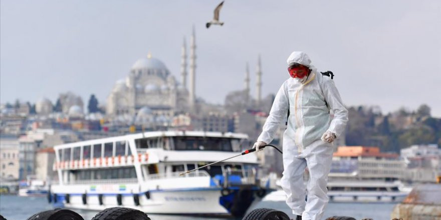 Türkiye'de İyileşen Hasta Sayısı Mevcut Koronavirüs Hasta Sayısını Geçti