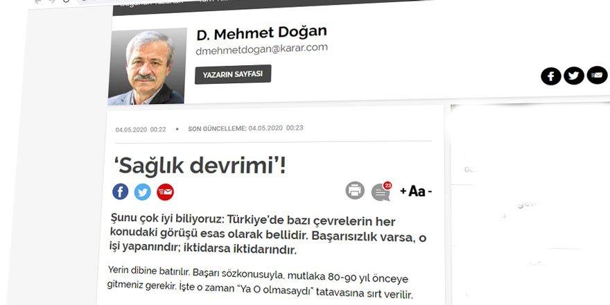 """""""Atatürkçülük Hep Gayri Mes'uldür! Artılar Onun, Eksiler Diğerlerinin!"""""""