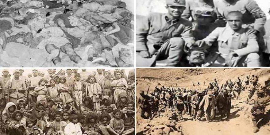 Dersim Katliamını Yaşayan Tanıklar Anlatıyor