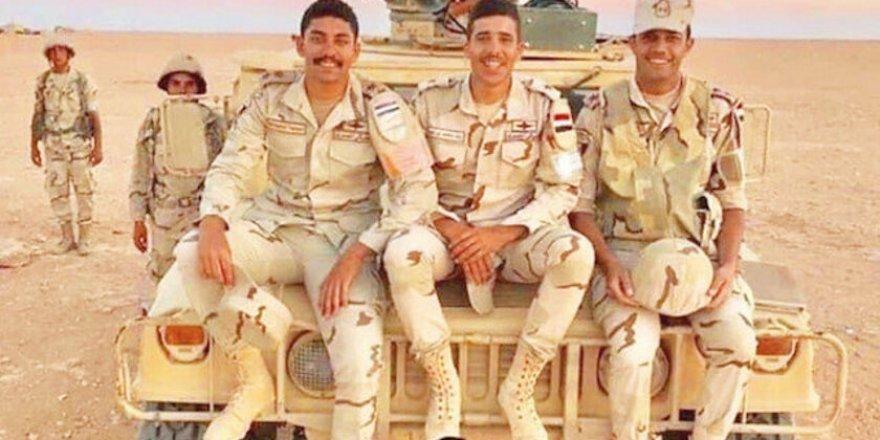 Sisi'nin Askerleri Libya'da!