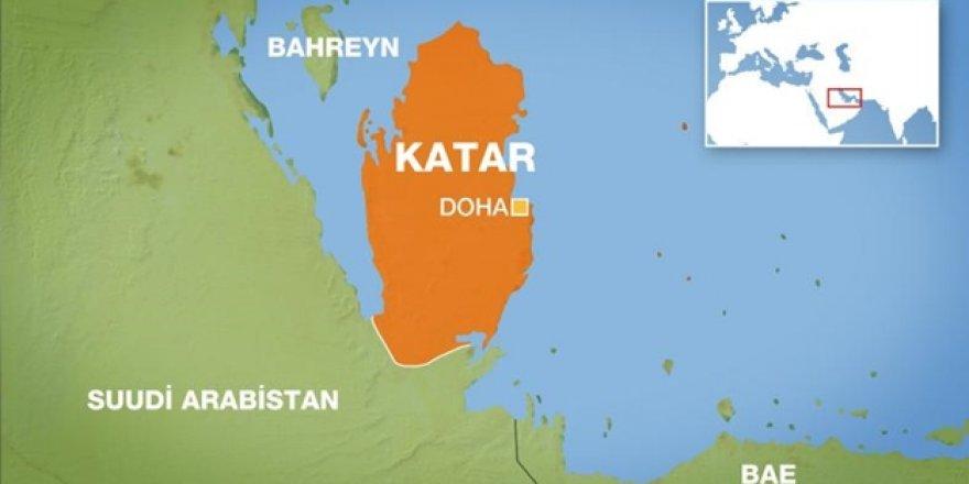 Katar'dan Suudi Arabistan ve BAE'ye Tepki